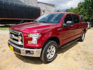 Ford F-150 3.5 4x4 Doble Cabina 2015