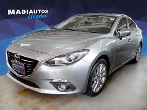 Mazda 3 Skyactiv Grand Touring Sedan 2016