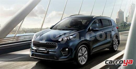 KIA Sportage 2nd Generation Emotion Aut 2020