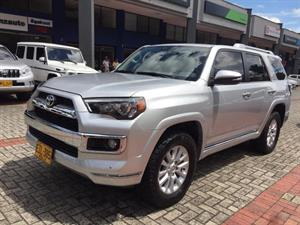Toyota 4Runner Limited Automatica 2018