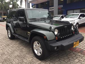 Jeep Wrangler Unlimited 3.8 Aut 2011