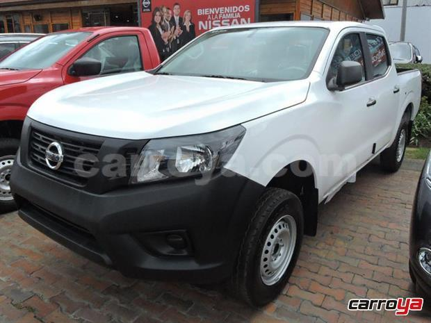 nissan frontier 2021 doble cabina turbodiesel 4x2