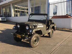 JEEP Willys CJ4 1962