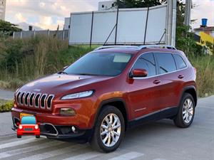 JEEP Cherokee Limited 3.2 2016