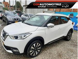 Nissan Kicks Exclusive Aut 2020